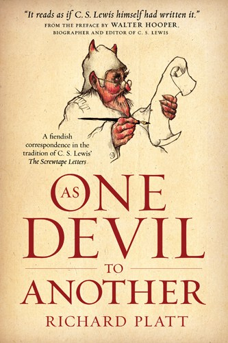 book review: as one devil to another by richard platt - joseph lalonde