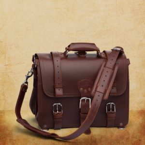 Classic Briefcase from Saddleback Leather