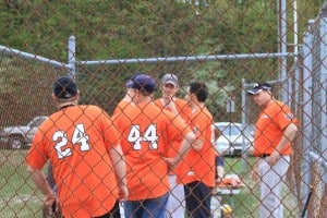 MS Metal Solutions Softball Team