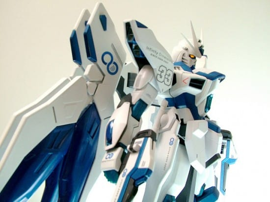 Gundam destiny figure