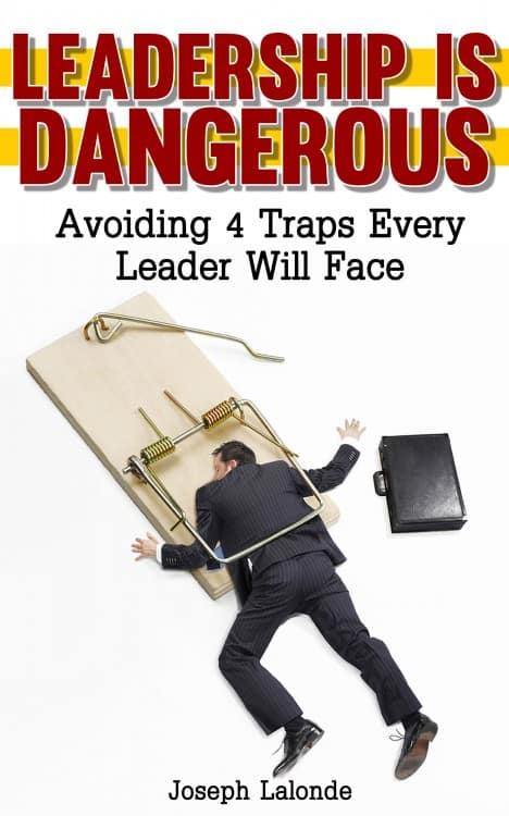 eBook Cover for Leadership Is Dangerous
