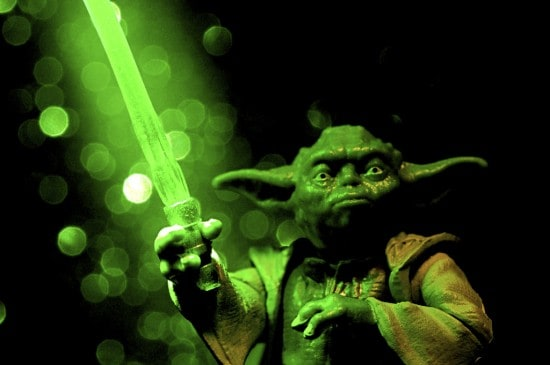 Fear is the path to the dark side, YODA