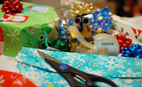 The positive expectations of presents