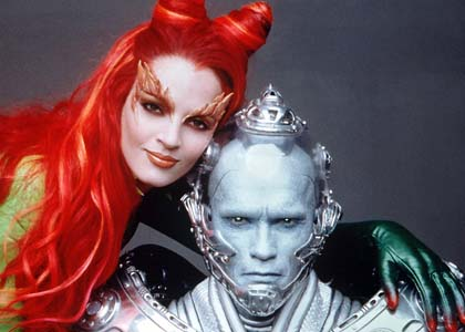 Even Mr. Freeze found out he could be uncool