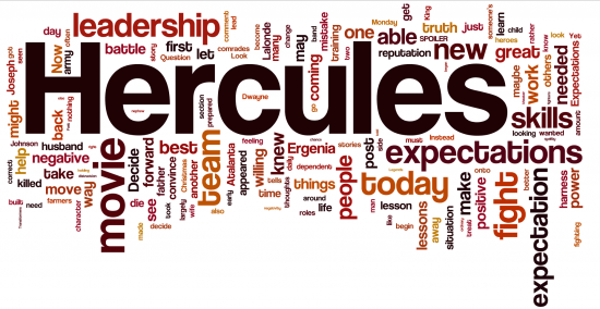 July 2014 Wordle