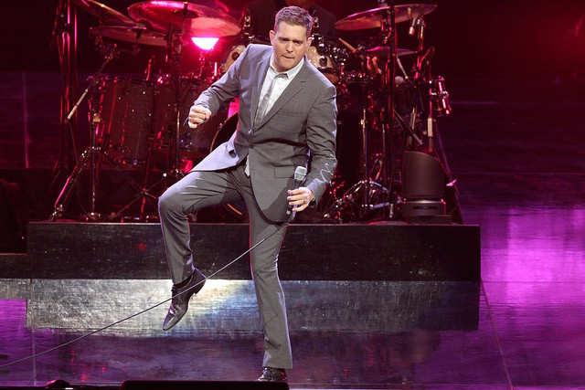 Leadership lessons from Michael Buble