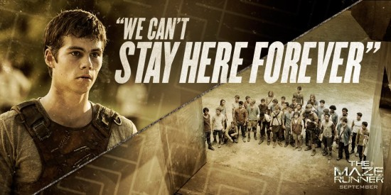 The Maze Runner teachers leadership lessons