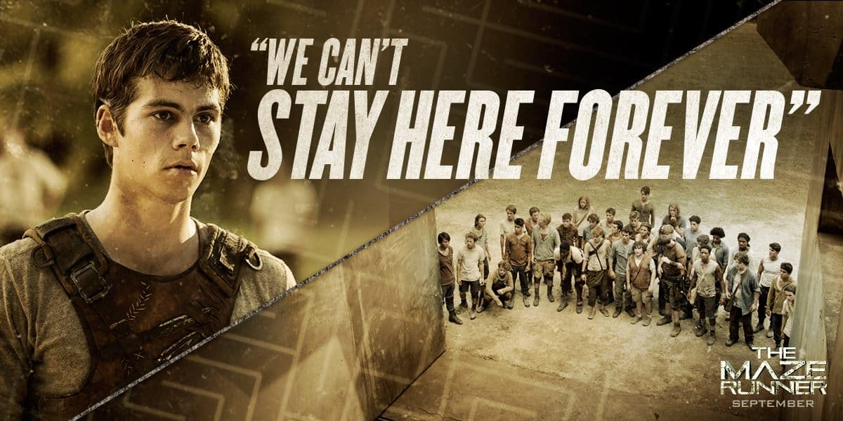 15 Leadership Lessons And Quotes From The Maze Runner