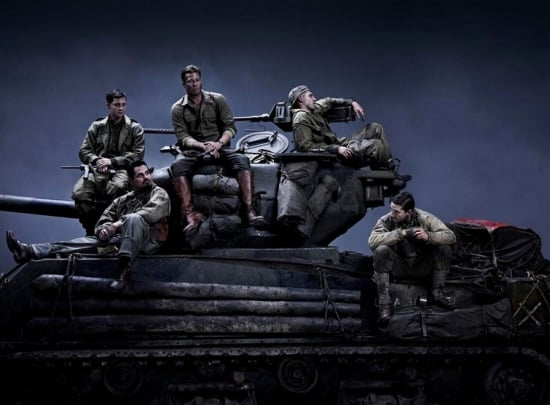 Leadership lessons from Fury movie with Brad Pitt