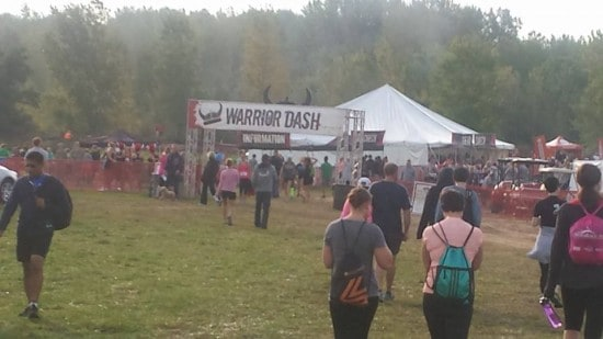Leadership lessons from the Warrior Dash