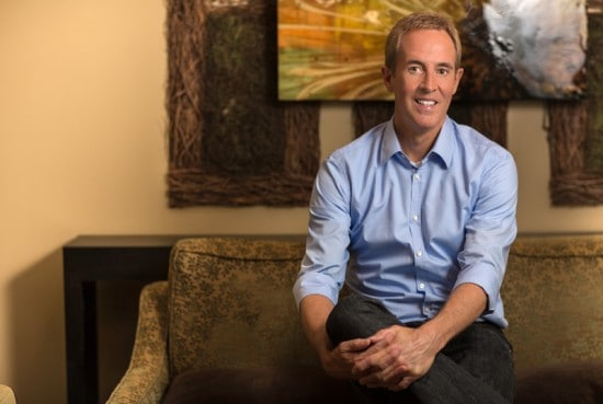 Pastor Andy Stanley