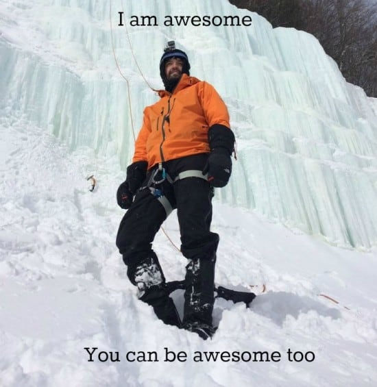 You have what it takes to be awesome