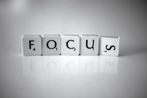You can find your focus!