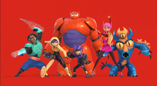 leadership lessons from Big Hero 6