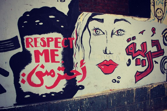 We can't demand respect
