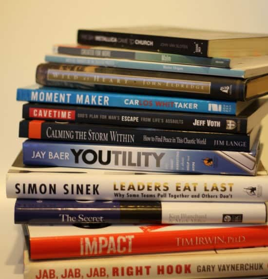The books I read in 2014