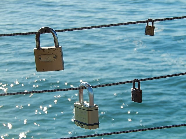 Our commitment locks us in