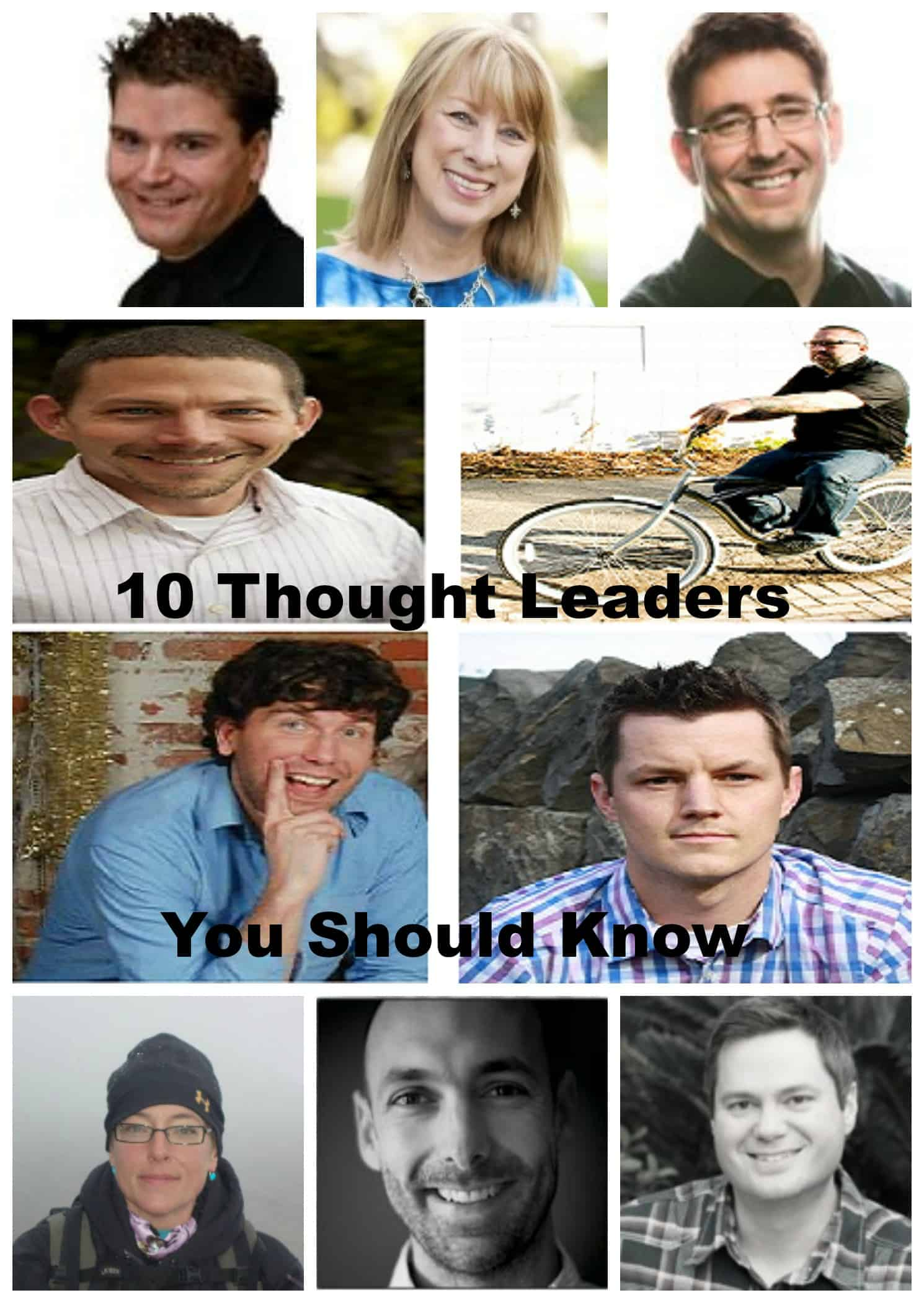 People you should know