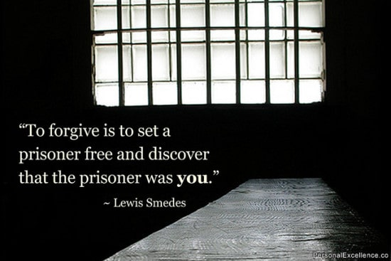 forgiveness helps you lead better