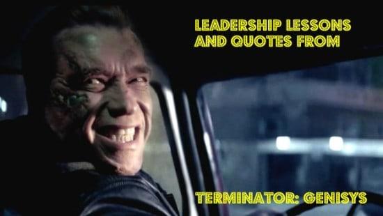 The Terminator can teach leadership lessons