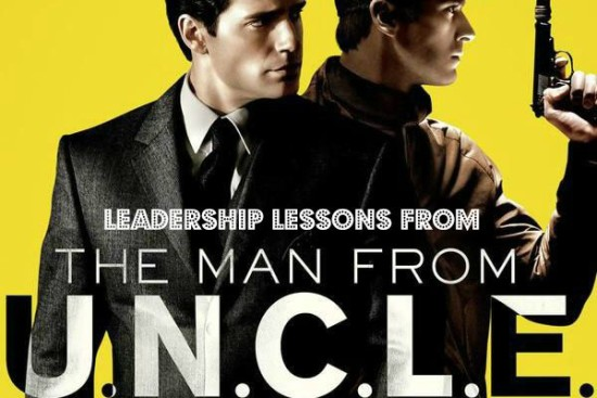 quotes and leadership lessons from the man from U.N.C.L.E.