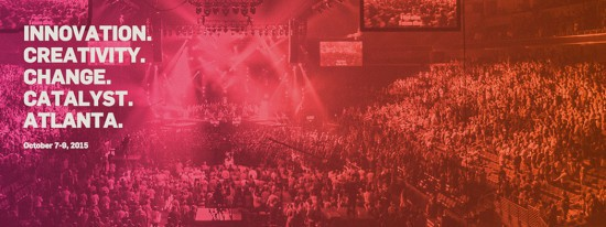 Experience the wonder of Catalyst Leadership Conference