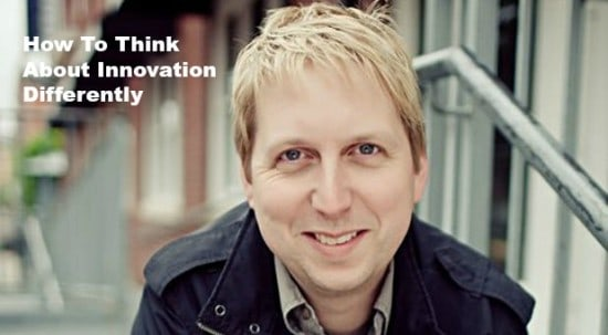 How to think about innovation differently