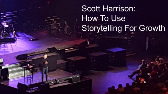 Do you know how to impact people? It's stories