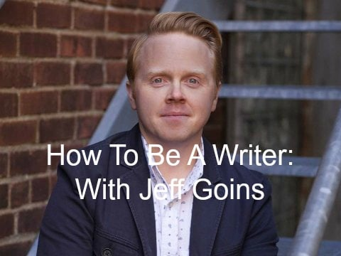 My interview with Jeff Goins