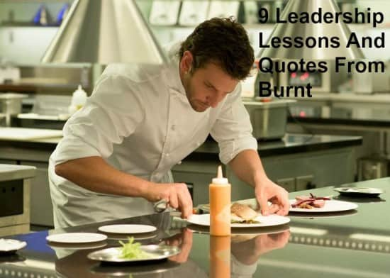 Bradley Cooper's Burnt teaches us leadership lessons