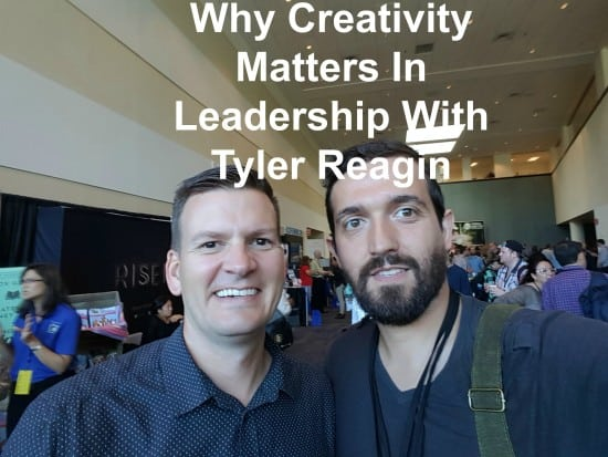 Meeting Tyler Reagin At Catalyst 2015