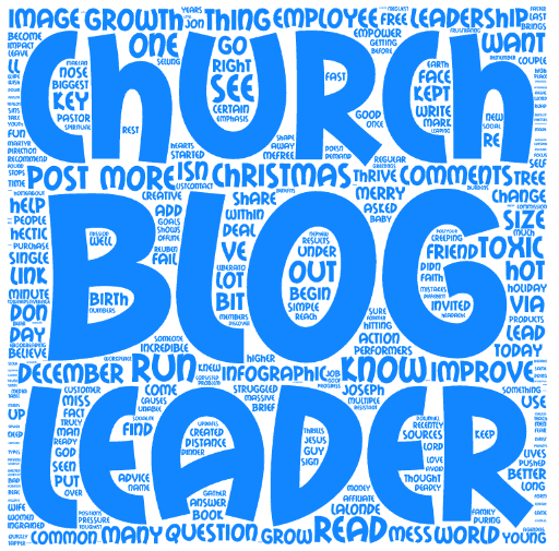 Most used words in December