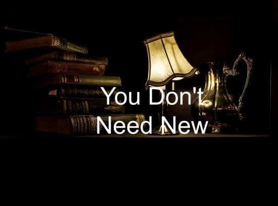 Study and dive deep, don't chase the new thing