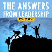 Podcast logo for Answers From Leadership