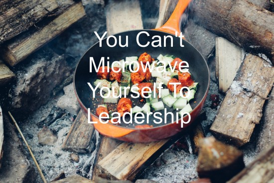 Microwave leadership is bad