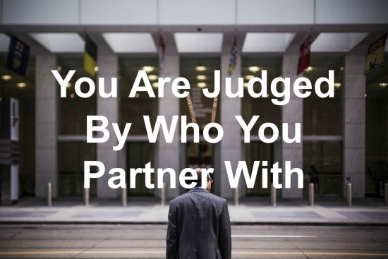 Who are you partnering with?