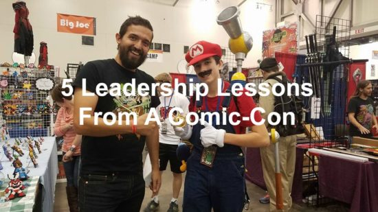 Mario Cosplay at Grand Rapids Comic-Con