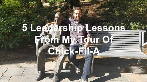 Visiting Chick-Fil-A headquarters was awesome!