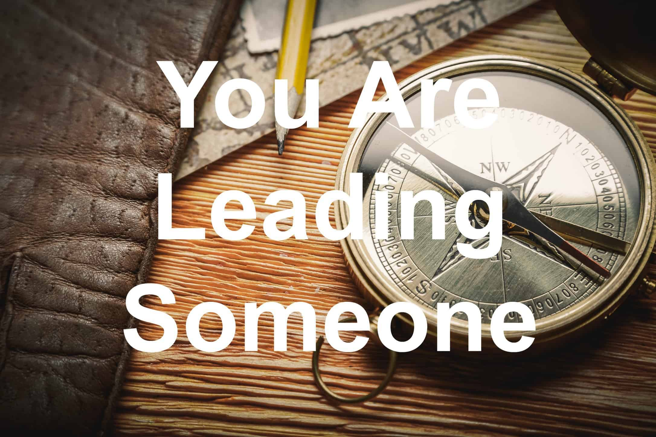 Do you know who you're leading?