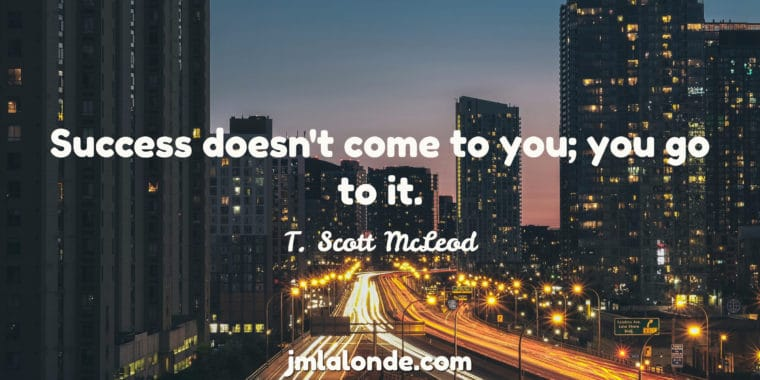 T Scott McLeod quote