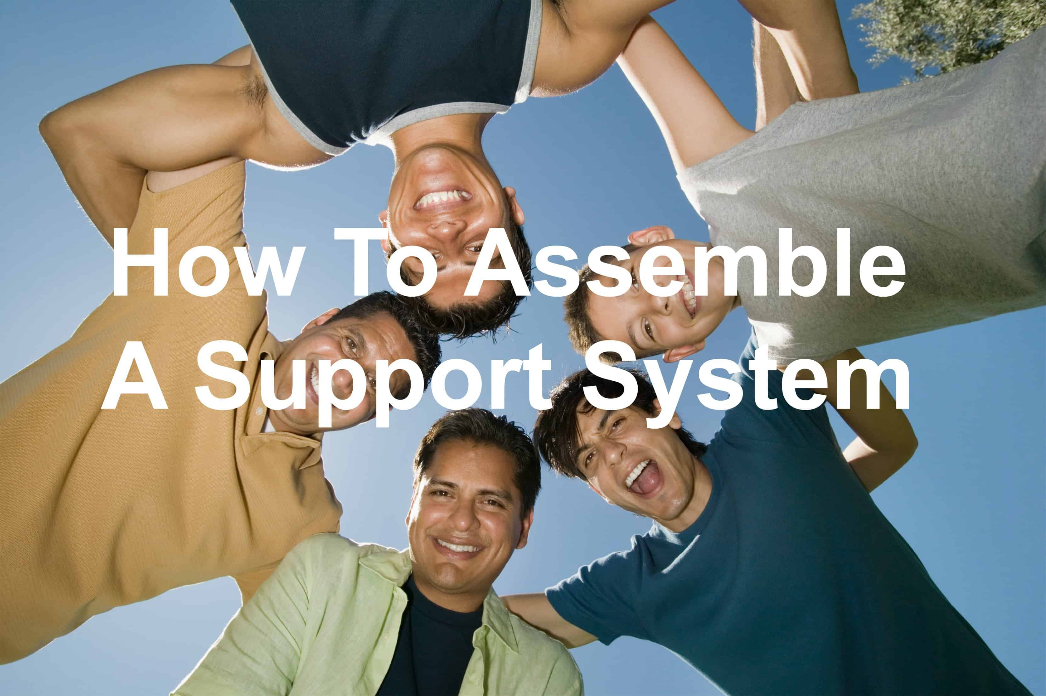 great leaders require a support system