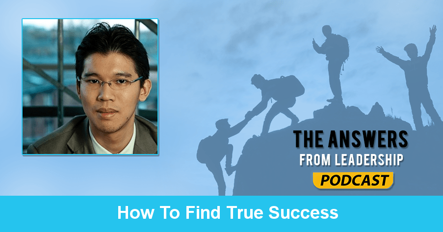 True success is possible. Here is how you find it