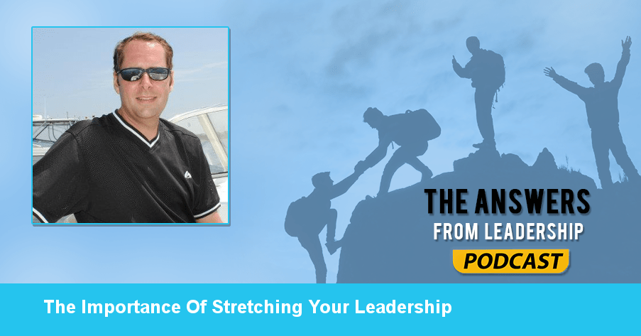 Jon Stolpe on Answers From Leadership Podcast