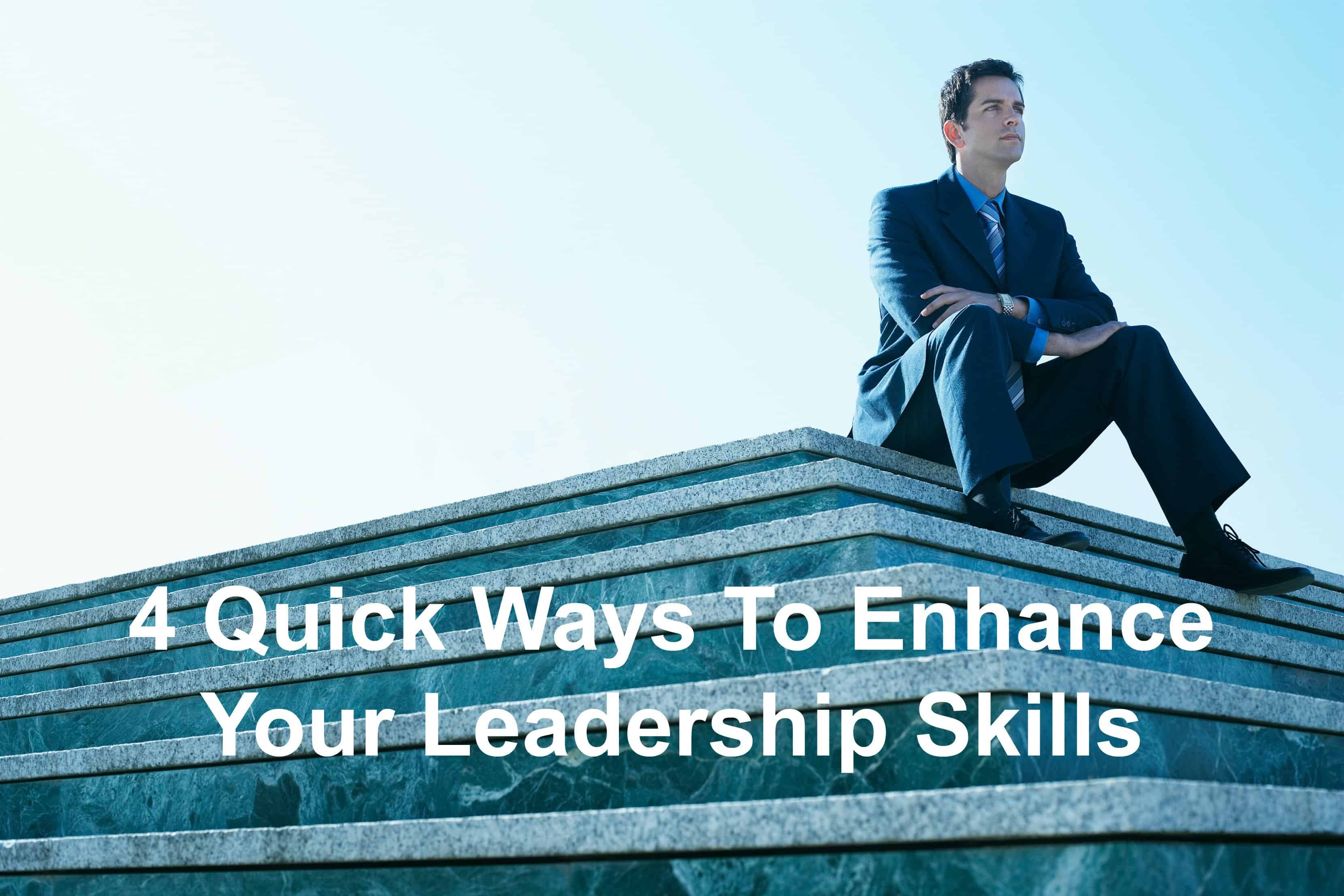 Level up your leadership skills