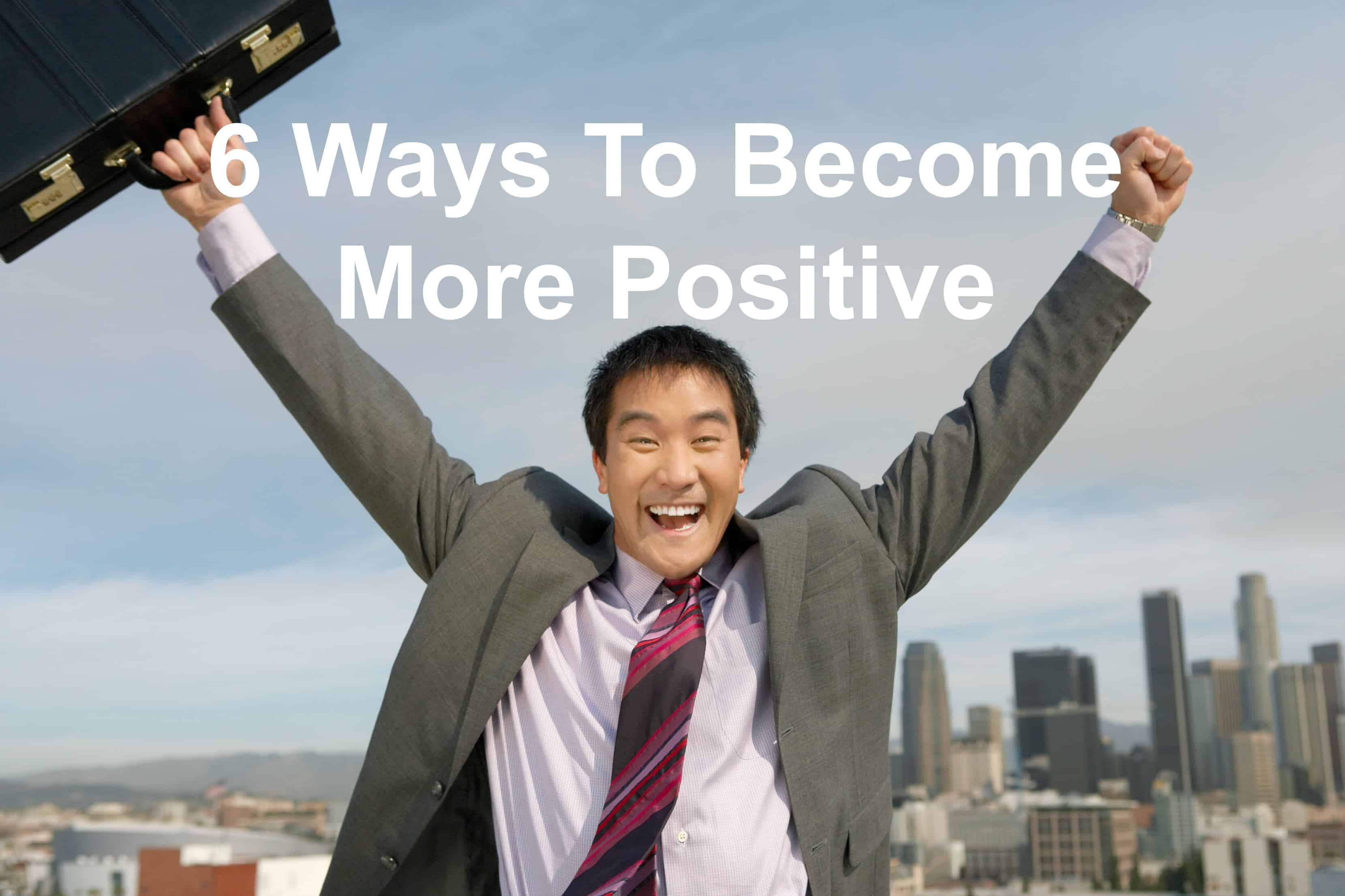 leaders need to be positive