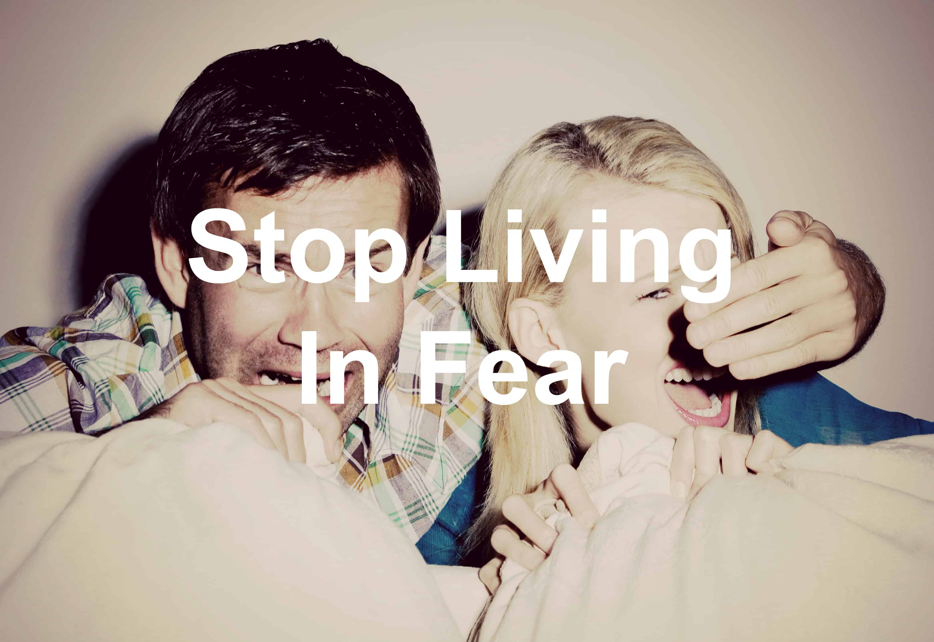 Fear will control you