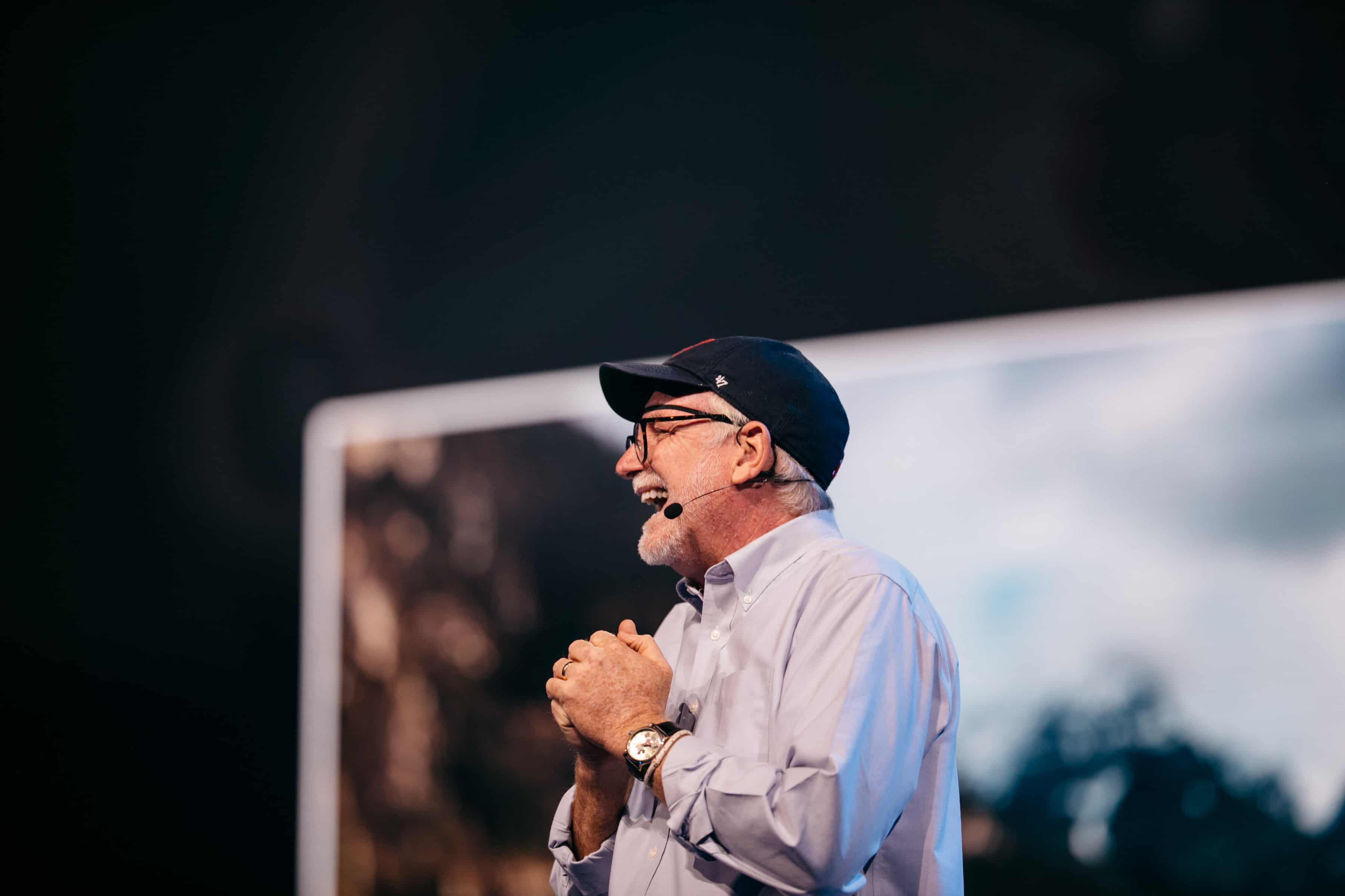 Leadership lessons from Bob Goff