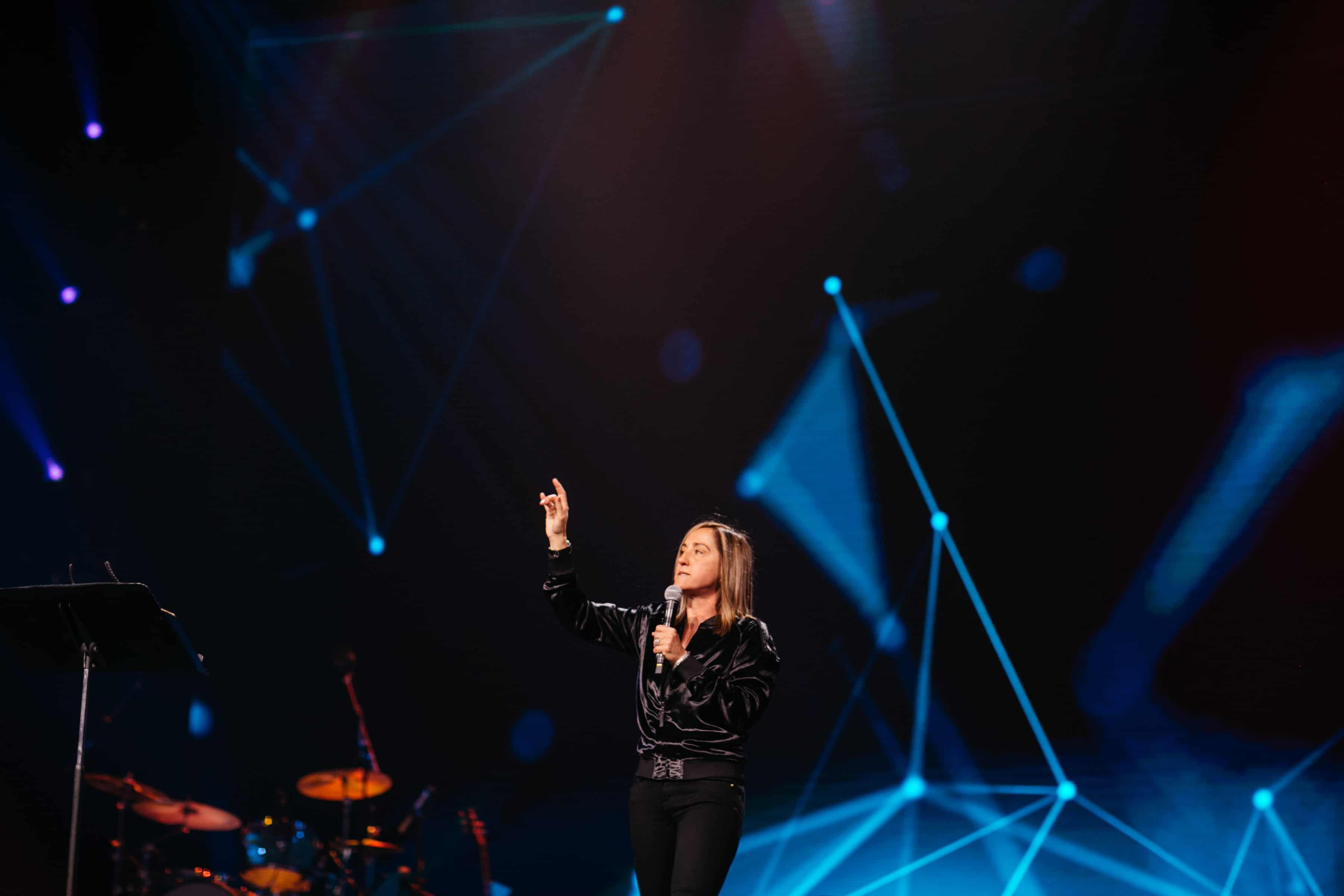 Leadership lessons from Christine Caine