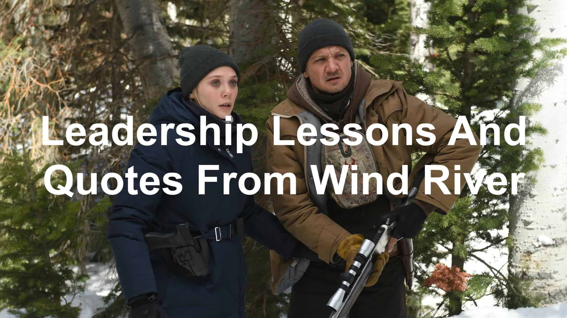Leadership lessons and quotes from Wind River