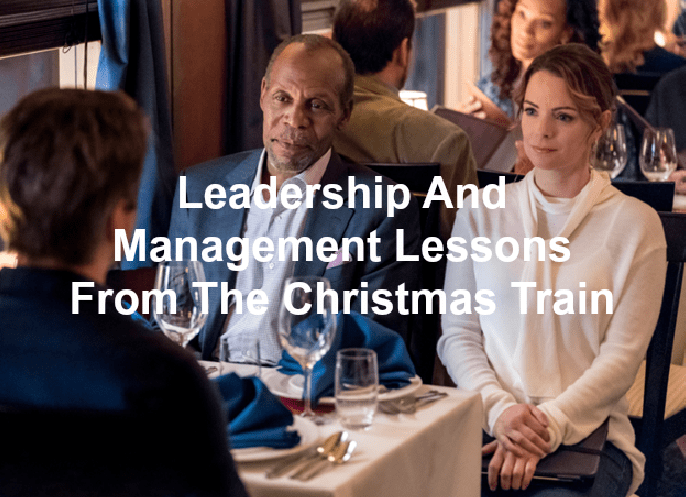 leadership lessons and quotes from The Christmas Train